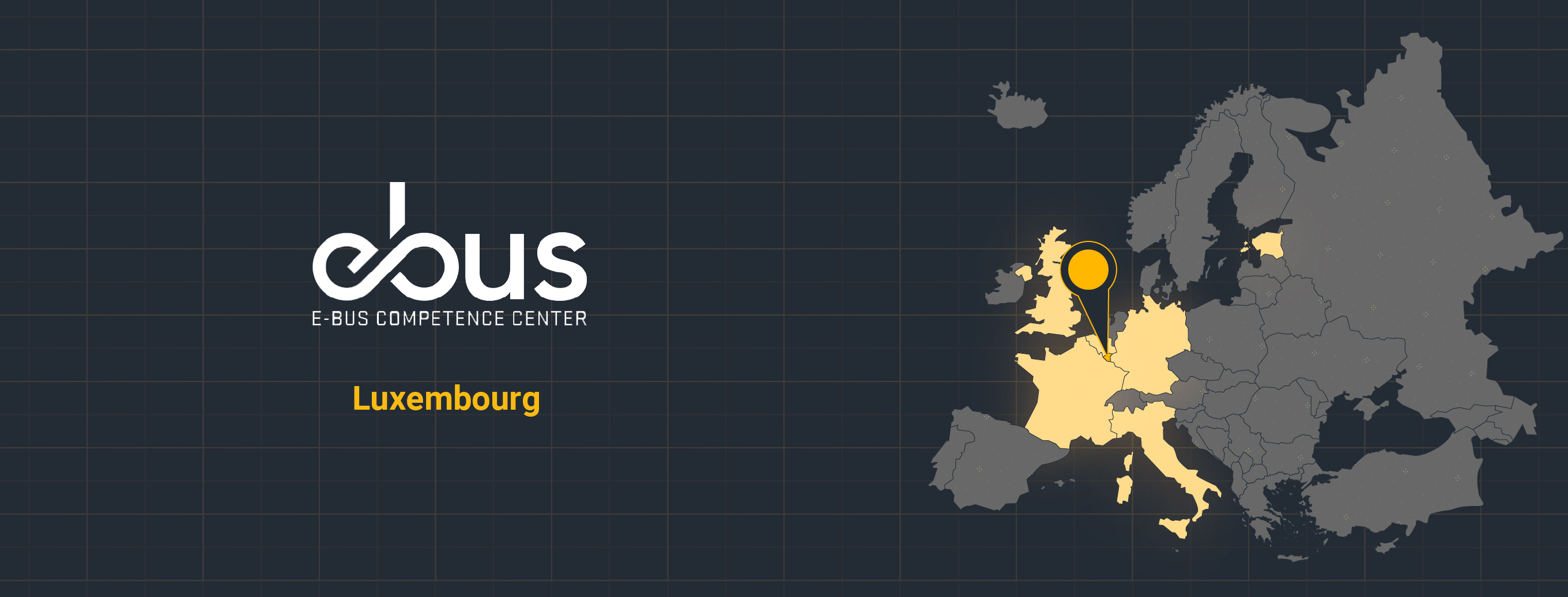 ebus map highlights Luxembourg